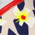 Jil Sander Navy Women's Graphic Flowers Slide Sandals - Red/White: Image 4