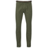 Scotch & Soda Men's Garment Dyed Slim Fit Chinos With Belt - Military: Image 1
