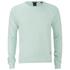 Scotch & Soda Men's Garment Dyed Sweatshirt - Spearmint: Image 1