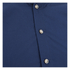 Scotch & Soda Men's Rib Collar Short Sleeve Shirt - Night: Image 4