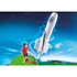 Playmobil Sports & Action Rocket with Launch Booster (6187): Image 1