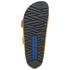 Birkenstock Women's Arizona Slim Fit Suede Double Strap Sandals - Orange: Image 5