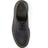 Dr. Martens Women's Core 1461 Virginia Leather 3-Eye Flat Shoes - Black: Image 3