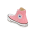 Converse Women's Chuck Taylor All Star Hi-Top Trainers - Daybreak Pink/White/Black: Image 5