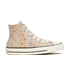 Converse Women's Chuck Taylor All Star Raffia Weave Hi-Top Trainers - Converse Natural/Brake Lights: Image 1