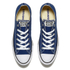 Converse Unisex Chuck Taylor All Star Ox Trainers - Roadtrip Blue/White/Black: Image 2