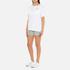 Converse Women's CP Slouchy T-Shirt - Converse White: Image 4