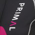 Primal Aro Evo Women's Short Sleeve Jersey - Black: Image 3