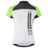 Primal Frequency Evo Women's Short Sleeve Jersey - White: Image 1