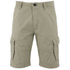 Threadbare Men's Hulk Cargo Shorts - Stone: Image 1