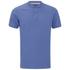 Threadbare Men's Fred Polo Shirt - Dark Blue: Image 1