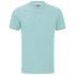 Threadbare Men's Fred Polo Shirt - Blue: Image 1