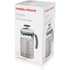 Morphy Richards 974651 8 Cup Cafetiere - Stone - 1000ml: Image 4