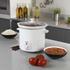 Elgento E16002 Slow Cooker - White - 3L: Image 2