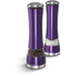 Morphy Richards 974223 Electronic Salt & Pepper Mill - Plum: Image 1