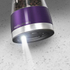 Morphy Richards 974223 Electronic Salt & Pepper Mill - Plum: Image 3