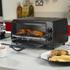 Elgento E14025 Mini Oven - Black - 9L: Image 2