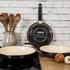 Tower T80800 Porcelain Enamel Frying Pan - Black - 20cm: Image 3