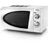 Swan SM3090N Manual Microwave - White - 800W: Image 1