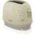 Elgento E20012C 2 Slice Toaster - Cream: Image 1
