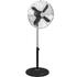 Swan SFA1020BN Retro Stand Fan - Black - 16 Inch: Image 1