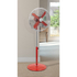 Swan SFA1020RN Retro Stand Fan - Red - 16 Inch: Image 3