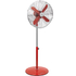 Swan SFA1020RN Retro Stand Fan - Red - 16 Inch: Image 1