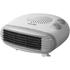 Warmlite WL44004 Flat Fan Heater - White - 2000W: Image 1