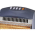 Warmlite WL42002 4 Bar Halogen Heater - Grey - 1600W: Image 2