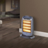 Warmlite WL42002 4 Bar Halogen Heater - Grey - 1600W: Image 3