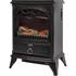 Warmlite WL46014BL/MOB Stove Fire - Black - 2000W: Image 1