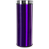 Morphy Richards 974142 Round Sensor Bin - Plum - 50L: Image 1