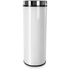 Morphy Richards 974144 Round Sensor Bin - White - 50L: Image 1