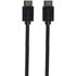 Kit 1m HDMI Cable - Black: Image 2