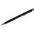 Kit Slim 2in1 Stylus & Retractable Rollerball Pen - Black: Image 1