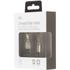 Kit USB to Micro USB Data & Charge Flat Cable - Metallic Gold: Image 2