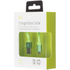 Kit USB to Micro USB Data & Charge Flat Cable - Metallic Green: Image 2