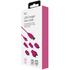 Kit Universal Charge & Data Transfer Cable with 5 Tips - Pink: Image 2