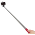 Kitvision Basic Bluetooth Selfie Stick With Phone Holder - Red: Image 2
