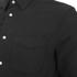 rag & bone Men's Beach Shirt - Black/White: Image 4