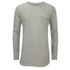 rag & bone Men's Hartley Long Sleeve Pocket T-Shirt - Granite: Image 1