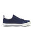 Crosshatch Men's Kashvault Suedette Trainers - Navy: Image 1