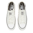 Crosshatch Men's New Halfpipe Canvas Trainers - White: Image 2