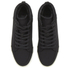 Crosshatch Men's Borneo High Top Trainers - Black: Image 2