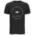 Supra Men's Sphere Print T-Shirt - Black: Image 1