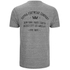 Supra Men's Contender Back Print T-Shirt - Grey Heather: Image 2