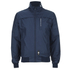 Crosshatch Men's Brimon Windbreaker Jacket - Iris Navy: Image 1