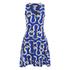 KENZO Women's Print Dress - Multi: Image 1