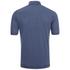 John Smedley Men's Adrian Sea Island Cotton Polo Shirt - Baltic Blue: Image 2