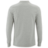 Tokyo Laundry Men's Arturo Button Long Sleeve Top - Light Grey Marl: Image 2